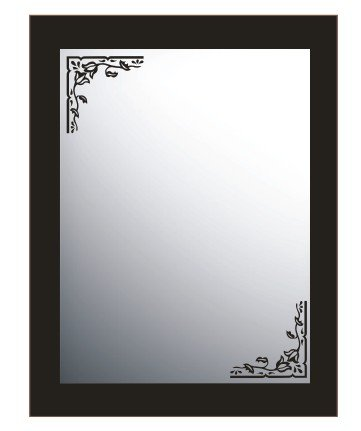 Vinilo decorativo para espejo, ref:vesp10