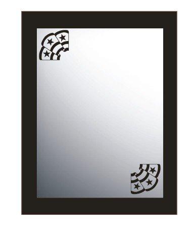 Vinilo decorativo para espejo, ref:vesp11