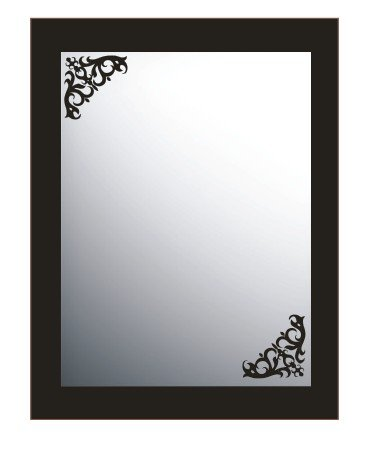 Vinilo decorativo para espejo, ref:vesp13