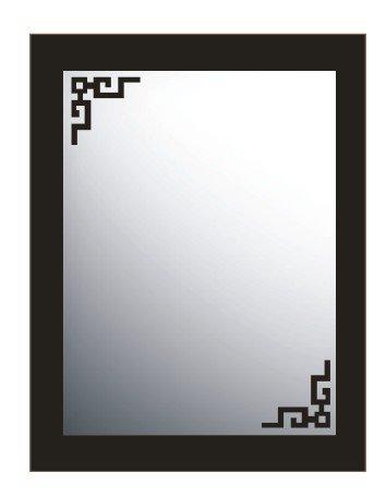Vinilo decorativo para espejo, ref:vesp16