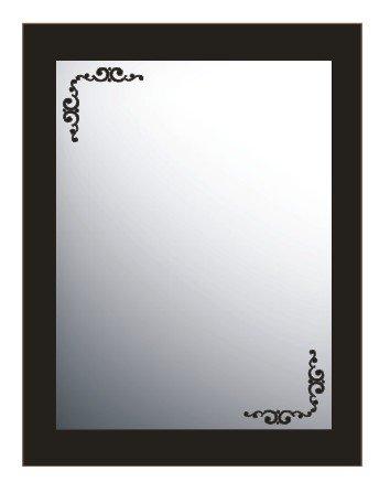 Vinilo decorativo para espejo, ref:vesp2