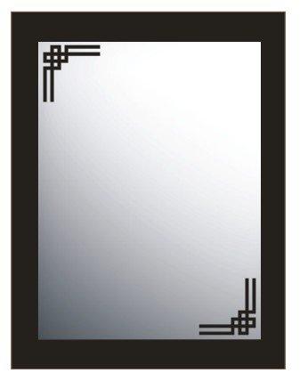 Vinilo decorativo para espejo, ref:vesp8
